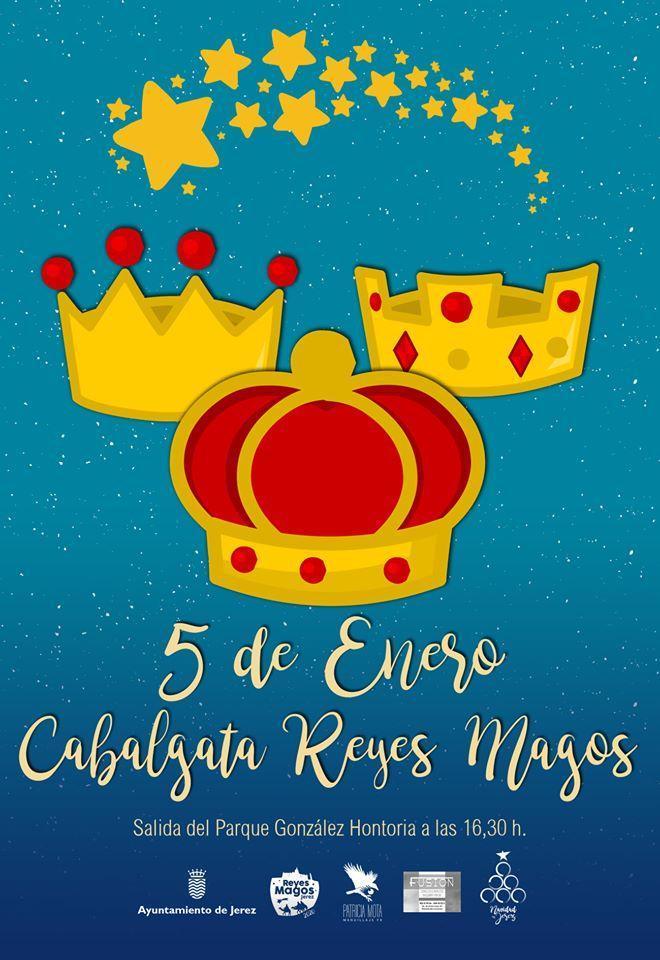 Cabalgata de Reyes Magos 2020 (primera parte)