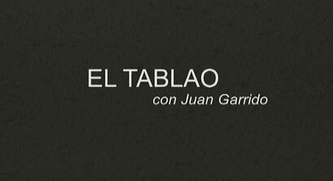 El Tablao Miércoles 15 Enero 2020 (primera parte) - Manuel Agujetas Hijo