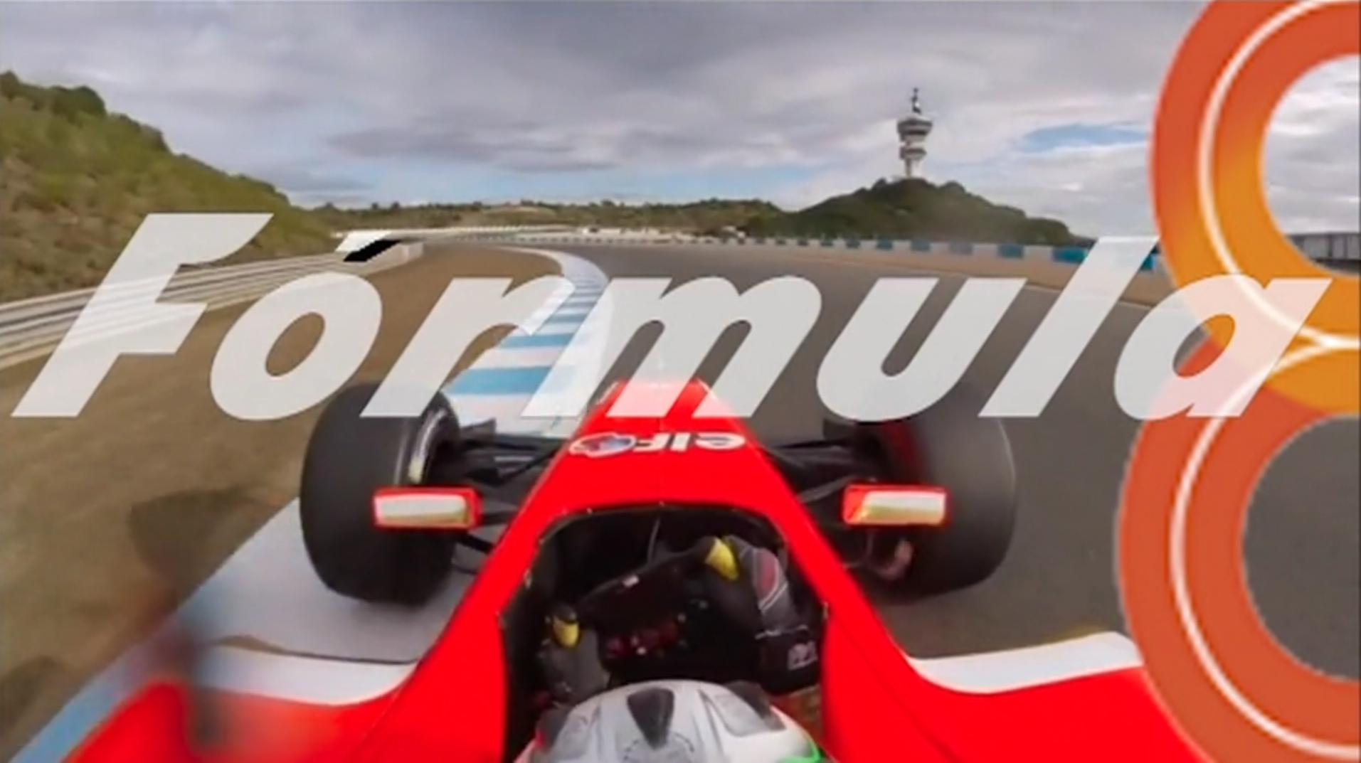 Fórmula 8 Jueves 5 Marzo 2020 (primera parte)
