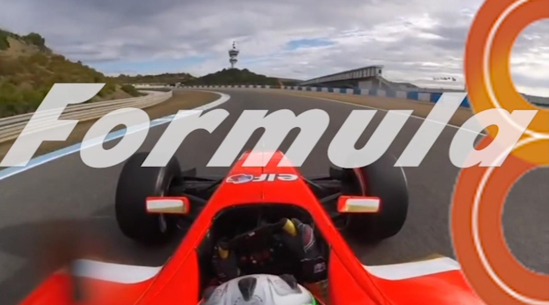 Fórmula 8 Jueves 10 Octubre 2019 (segunda parte)